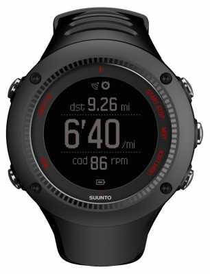 Suunto Ambit3 Run Black SS021256000