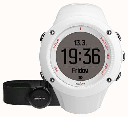 Suunto Ambit3 Run White (HR) SS021259000