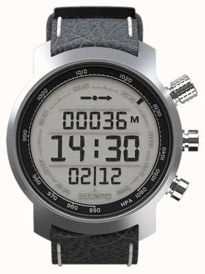 Suunto Elementum Terra Black Leather SS014523000