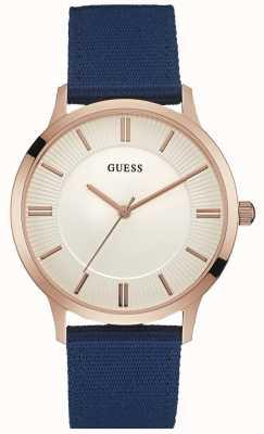 Guess Men's Escrow Watch W0795G1