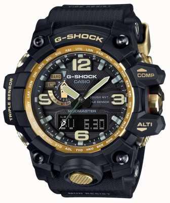 Casio Master Of G Mudmaster Premium G-Shock Sapphire GWG-1000GB-1AER