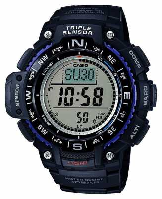 Casio Triple Sensor Digital Chronograph SGW-1000-1AER