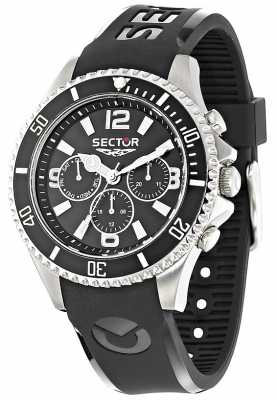 Sector Gents Multifunction Black Dial R3251161002