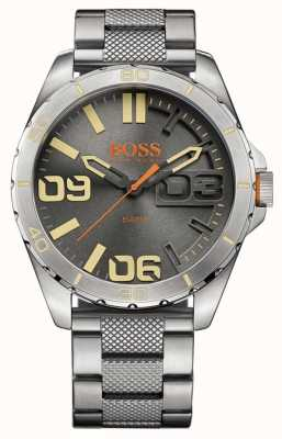 Hugo Boss Orange Ex-Display Mens Berlin Stainless Steel 1513317