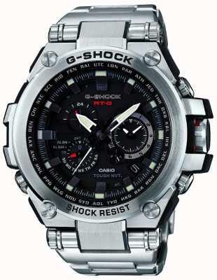 Casio Premium MT-G Alarm Chronograph Radio Controlled MTG-S1000D-1AER