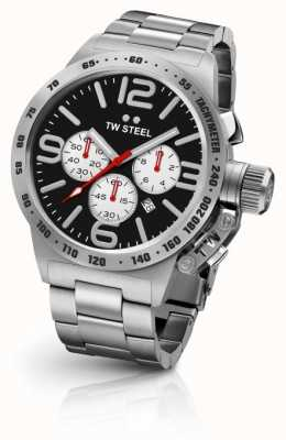 TW Steel Mens Canteen Stainless Steel Strap CB4