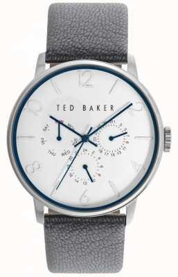 Ted Baker Unisex 42mm Case White Face TE10029567