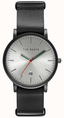 Ted Baker Mens 40mm Case with Silver Dial TE10026445