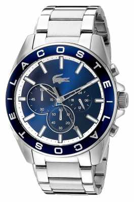 Lacoste Men's Westport Chronograph Bracelet Watch 2010856