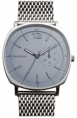 Skagen Mens Rungsted Stainless Steel Mesh SKW6255