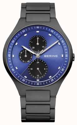 Bering Classic Minimalist Mens Stainless Steel 11741-727