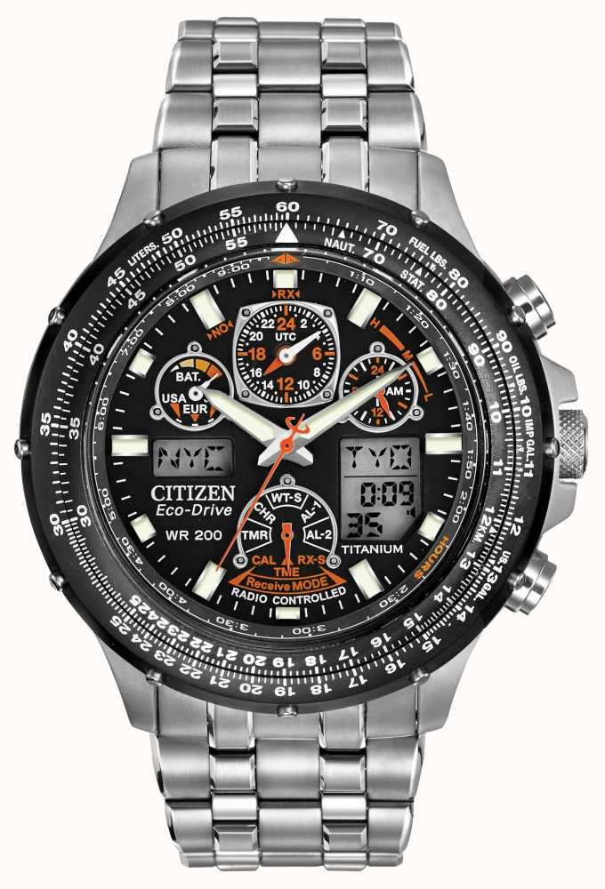 Citizen Eco Drive Manual E650