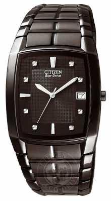 Citizen Mens Ion Plated Mens Bracelet BM6555-54E