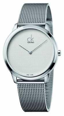 Calvin Klein Mesh Unisex Minimal K3M2212Y