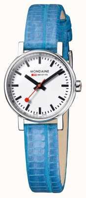 Mondaine Blue Lizzard Ladies A658.30301.11SBD