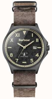 Barbour Marsden Mens BB047BKBR