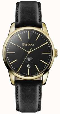 Barbour Leighton Unisex Watch BB049GDBK