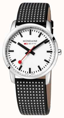 Mondaine Official Swiss 36mm  Railways Watch Simply Elegant A400.30351.11SBO