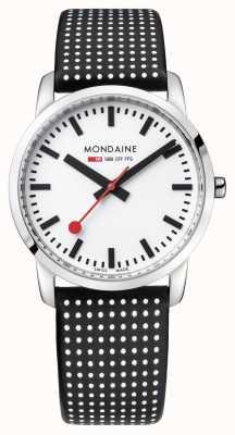 Mondaine Official Swiss 36mm  Railways Watch Simply Elegant A400.30351.11SBO