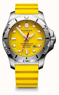 Victorinox Swiss Army I.N.O.X. Professional Diver Yellow 45mm 241735