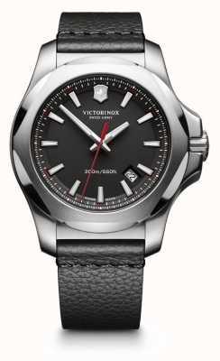 Victorinox Swiss Army I.N.O.X. Black Leather 241737