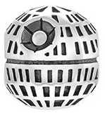 Chamilia Death Star 2010-3434
