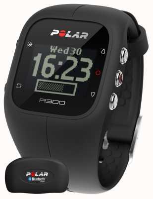Polar Unisex A300 Activity Tracker (Black with HR) 90051953