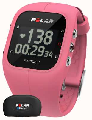 Polar Unisex A300 Activity Tracker (Pink with HR) 90054243