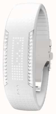 Polar Unisex Loop 2 Swarovski Crystal White Activity Tracker 90057756