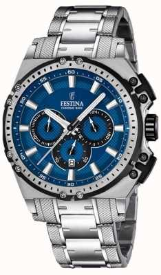 Festina 2016 Chronobike Mens Chronograph Watch F16968/2