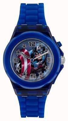Avengers Childrens Captain America Blue Strap CTA3105