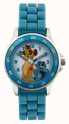 Disney Princess Childrens Lion Guard Blue Strap LGD3206
