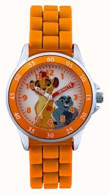 Disney Princess Childrens Lion Guard Orange Strap LGD3207