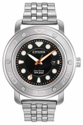 Citizen Eco-Drive Dual Bracelet WR200 AW1530-65E