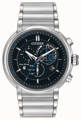 Citizen Mens Proximity Bluetooth Smartwatch Eco-Drive BZ1000-54E