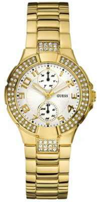 Guess Mini Prism Gold PVD Plated W15072L1