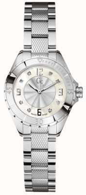 Gc Womens Sport Class Sl-s Mini Stainless Steel X68101L1S