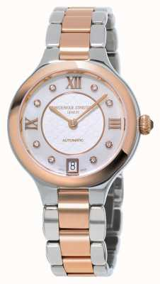 Frederique Constant Womens Delight Diamond Two Tone FC-306WHD3ER2B