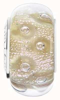 Chamilia Effervescense Chablis Murano Glass 2110-1263