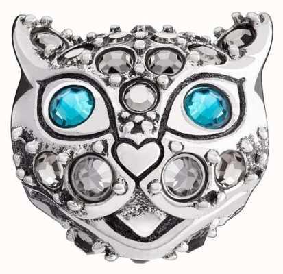 Chamilia Sterling Silver Koyta Cat Head 2025-1405