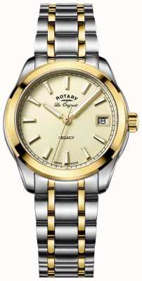 Rotary Womens Les Originales Legacy Two Tone LB90174/03