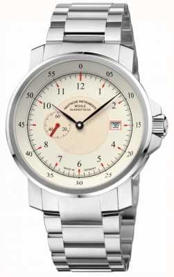 Muhle Glashutte M 29 Classic Kleine Sekunde Stainless Steel Band Cream Dial M1-25-67-MB