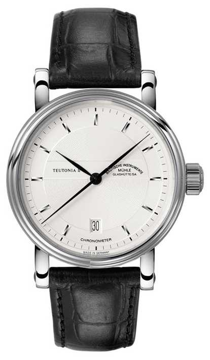 Muhle glashutte teutonia ii watch m1 30 45 lb for Muhle watches
