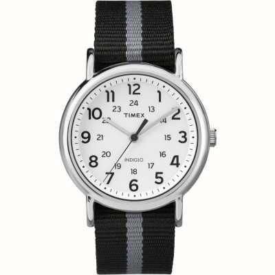 Timex Weekender Black and Grey TW2P72200