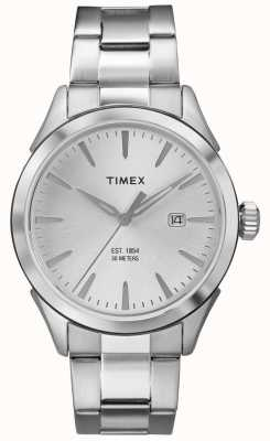 Timex Mens Chesapeake Stainless Steel Metal Strap TW2P77200