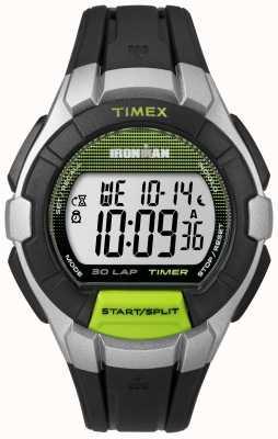 Timex Mens Iron Man Essential 30 Lap Alarm Chronograph Green TW5K95800
