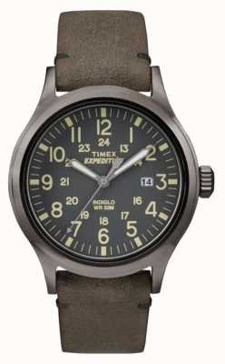 cbd3b939ead0 Timex Mens Expedition Black Face Nylon Strap Watch T42571 - First ...