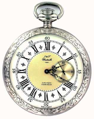 J&T Windmills Men's The Milton Pocket Watch WGP10001/50