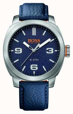 Hugo Boss Orange Men's Cape Town Watch Blue Strap 1513410