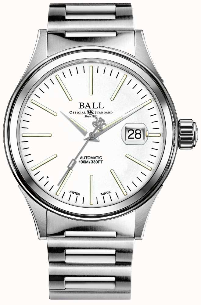 Ball Watch Company NM2188C-S5J-WH